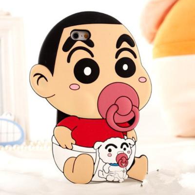 Shin Chan logo